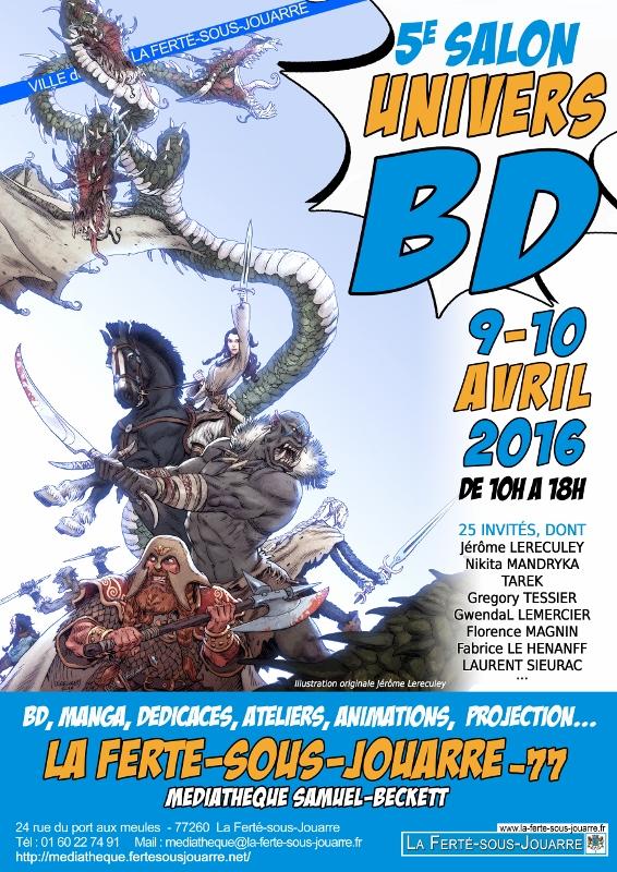 UNIVERS BD 2016