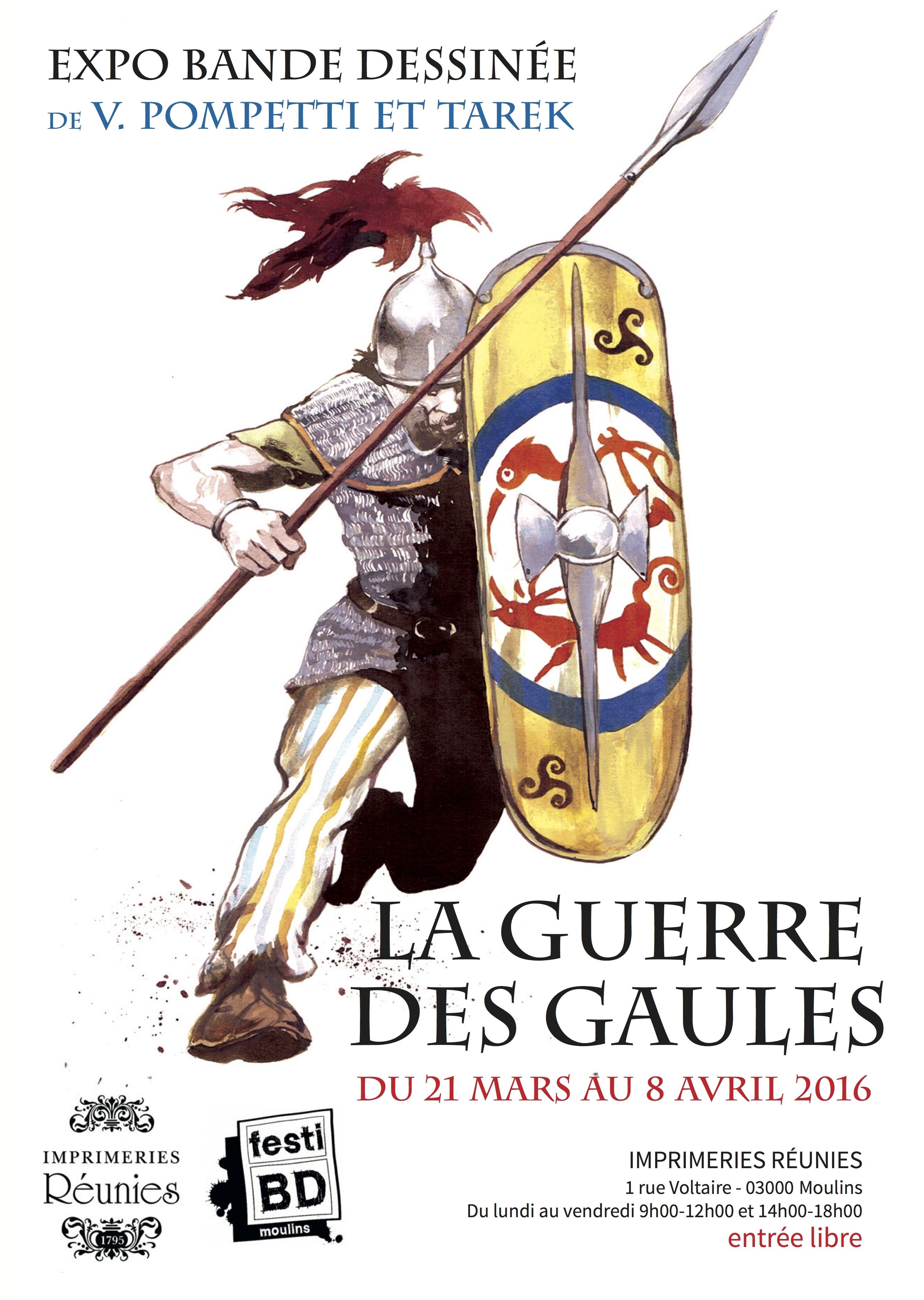 Expo la Guerre des Gaules