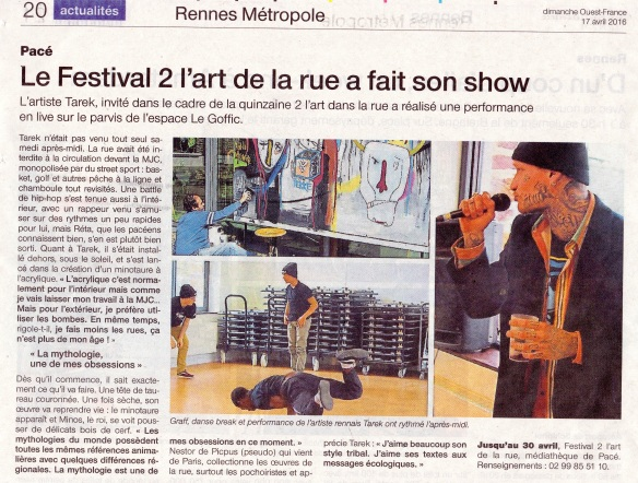 Ouest-France 2016
