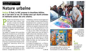 Rennes Métropole magazine n°27