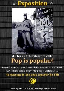 Pop is popular !