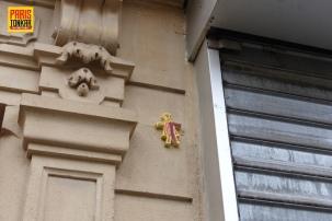 Collage de Tarek X Mat Elbé à Paris