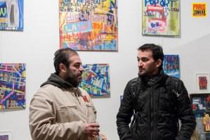 Tarek et Bernard Fontaine