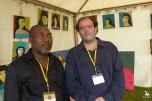 Tarek et Simon Binna
