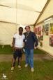 Tarek et Rostand Pokam