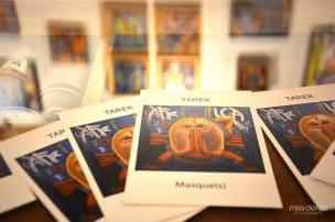 Exposition Akkanobi de Tarek