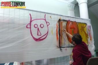 Spray Against Cancer à Andenne