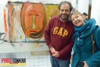 Tarek et Sylvie Schmit