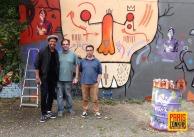 Gary Dourdan, Tarek et Mat Elbé