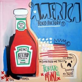 Ketchup Heinz TAREK