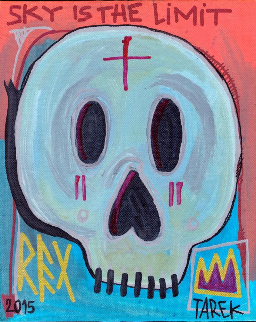 Tarek skulls