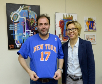 Tarek et Sophie Neury