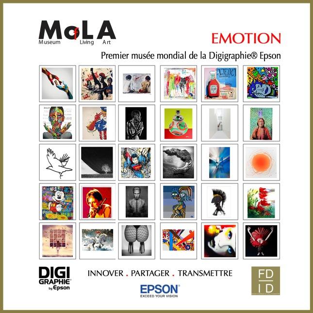 MoLA - Epson + Doré