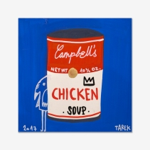 Chicken Soup Campbell's by Tarek