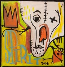 Spirit - 14,5 x 14,5 cm- 55e-2016