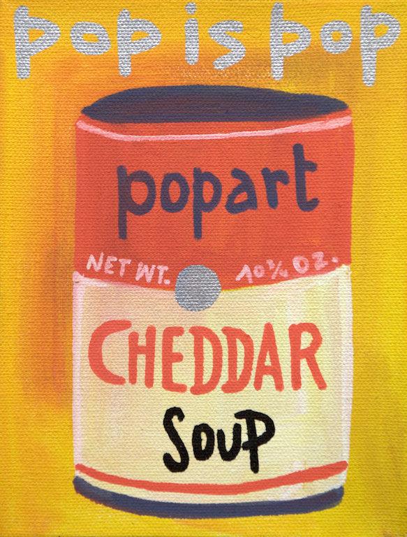 Tarek - Cheddar soup - 80 e