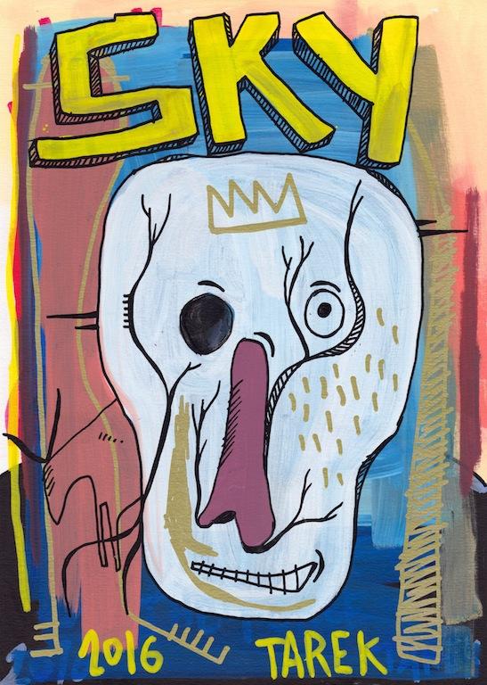Tarek skulls 11