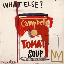 Tomoto Soup by Tarek