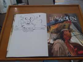 Le Malouin by Tarek et Pompetti