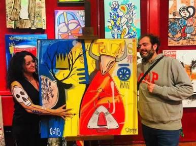 Tarek et Nathalie Molla