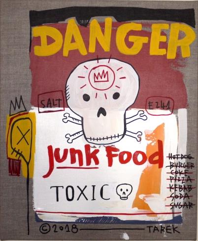 junk food by Tarek