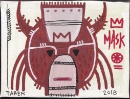 Mask by Tarek