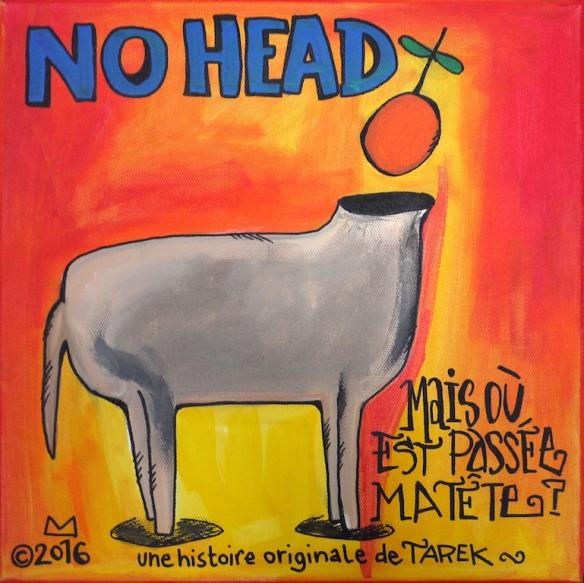 Nohead