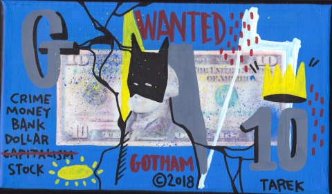 Wanted by Tarek