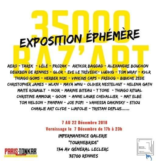 Exposition à Rennes