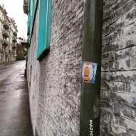 Sticker de Tarek à Lausanne