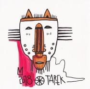 Dessin masque loup 3