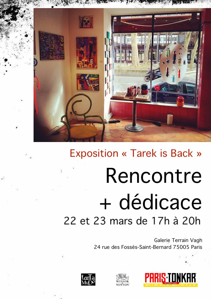 expo-Tarek is back 2