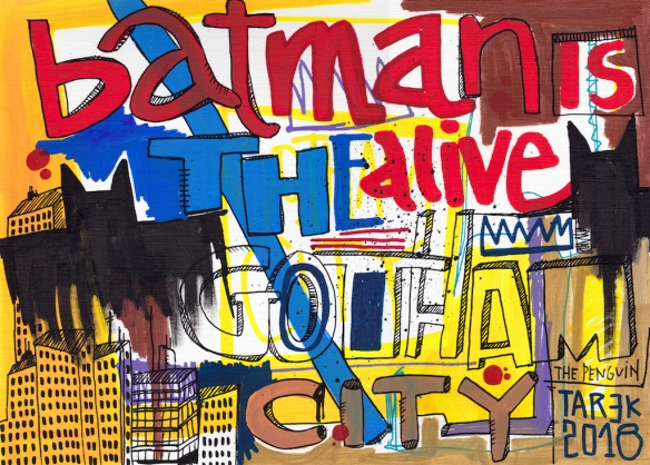 Gotham-Tarek
