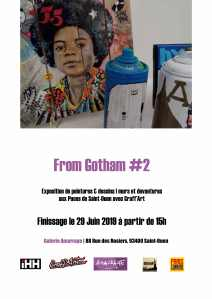 Finissage From Gotham #2