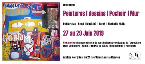 Invit-Expo No Galerie