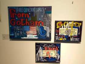 Exposition From Gotham #3