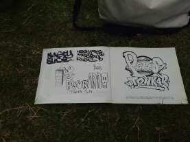 Jam graffiti à Abbeville