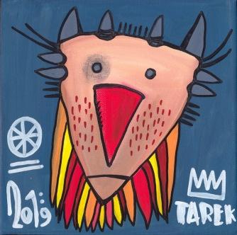 artwork by Tarek