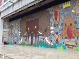 Le Mur #16
