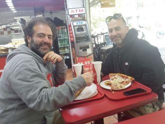 Tarek et Phil Artiste