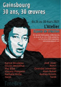 Exposition Gainsbourg